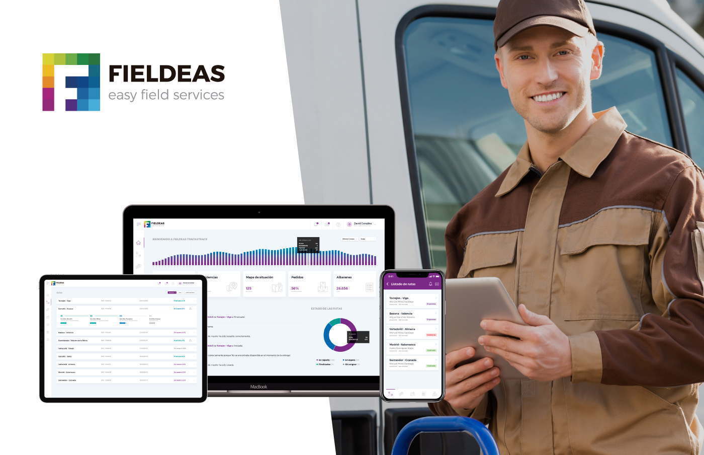 FIELDEAS Track&Trace