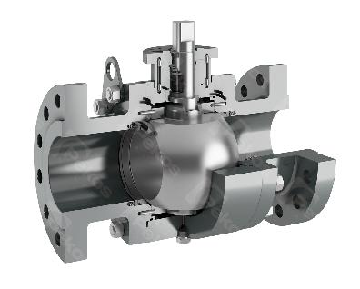 Ball Valves Full trunnion 3 pieces